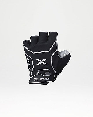 NEW 2XU Comp Cycle Gloves Womens Socks