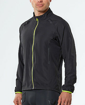 NEW 2XU Hyoptik Jacket Mens Jackets & Vests
