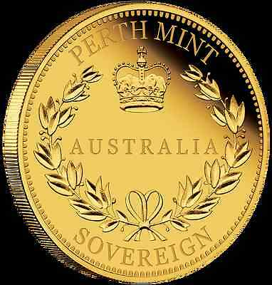 2016 Australia Sovereign Gold Proof Coin