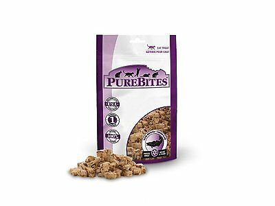 Lot 8 PureBites Ocean Whitefish Cat Treats Freeze Dried, 3.12oz Total New