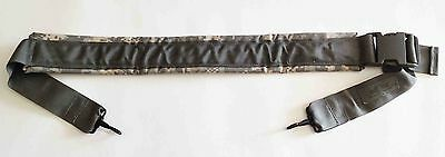 Military Tactical Quick Release Padded Gun Rifle Shoulder Strap Sling ACU Camo