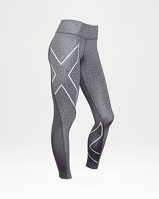 NEW 2XU PTN Mid-Rise Comp Tights Womens Compression & Base Layers