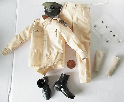 """Dragon - HM 1/6th Scale Officers Uniform & Boots """"Moshe Dayan"""""""