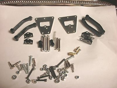 Tractor Trailer 3Rd Axle Suspension Only Scania King Globe Man Tamiya 1/14 #2