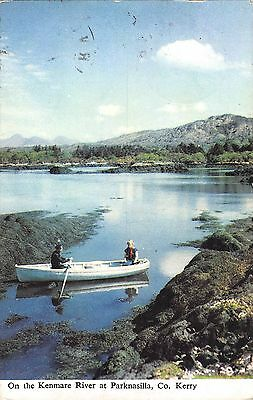 Ireland Postcard On The Kenmare River At Parknasilla Co Kerry  C1 036
