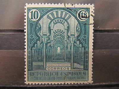 A2P9 SPAIN 1931 10c USED