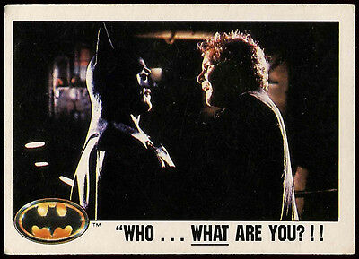 Batman #18 Topps Trade Card (C163)