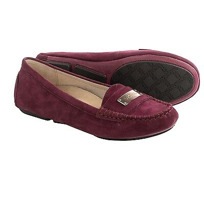 ddb467bdf69 VIONIC W ORTHAHEEL EASE SYDNEY Leather Loafer Shoes BROWN SNAKE 5 M ...