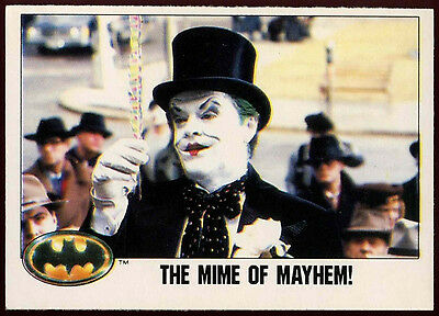 Batman #55 Topps Trade Card (C163)
