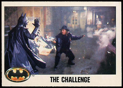 Batman #86 Topps Trade Card (C163)