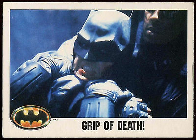 Batman #118 Topps Trade Card (C163)