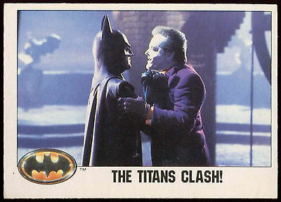 Batman #126 Topps Trade Card (C163)