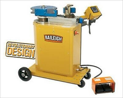Baileigh RDB-250 Programmable Tube Pipe Bender Tubing