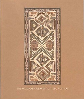 NEW BOOK - The Visionary Weavers of Teec Nos Pos