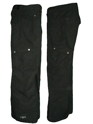 NIKE Womens Betterworld Engineered StormFit Snowboard Ski Pants Trousers Black M