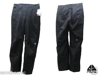 Nike Womens Ladies ACG Fit Storm Ladies Ski Pants Trousers Black AUTHENTIC **