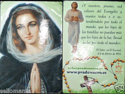 Old Blessed Jesus Christ El Escorial Holy Card 2011 Andachtsbild Santini   Cc728