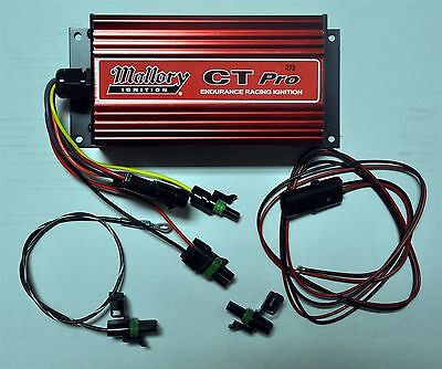 Mallory 6864M CT Pro Digital Endurance Racing Ignition Box Circle Track Each