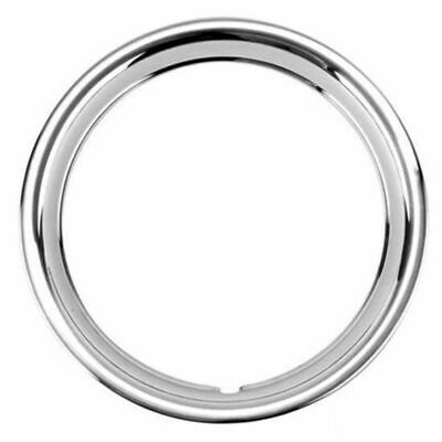 15 ford ribbed stainless steel wheel trim beauty ring 38 95 1956 Ford Panel Truck Craigslist 16 ford smooth stainless steel wheel trim beauty ring