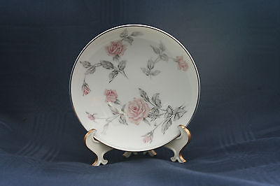 """Vintage Noritake """"roseglen"""" #5601, Bread And Butter Plate - Excellent Condition"""