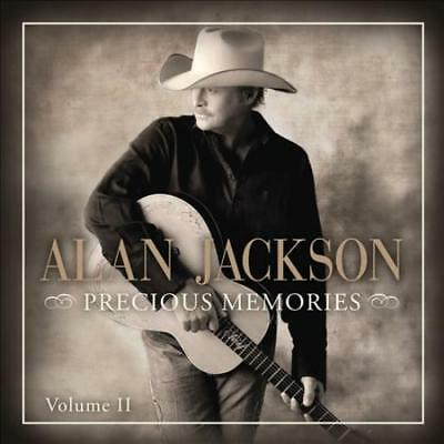 Alan Jackson - Precious Memories, Vol. 2 New Cd