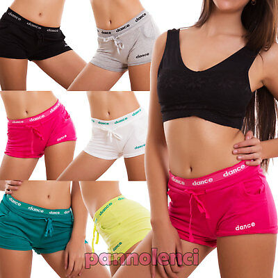 shorts woman shorts sport fitness hot pant dance cotton sexy new FC-1