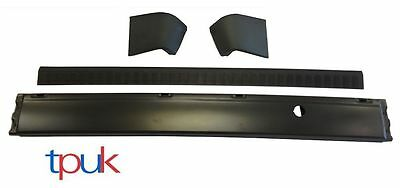 Brand New Rear Bumper & Cover & End Caps For Ford Transit Connect 2006-2013