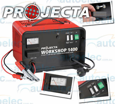 Projecta Hdbc21 12V Volt 14A Amp Workshop Car Truck Charger Engine Starter Start