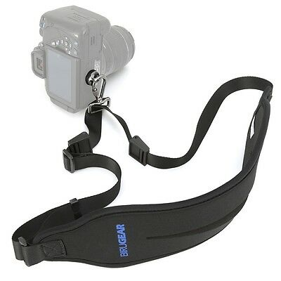Neoprene Quick-Release Single Camera Shoulder Sling Strap For Digital SLR DSLR