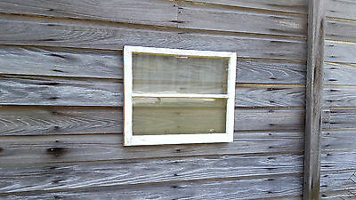 Vintage Sash Antique Wood Window Unique Frame Pinterest Wedding 2 Pane 23X18