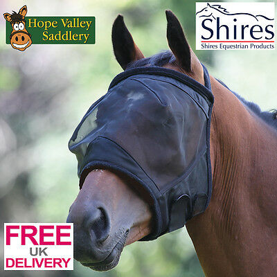 Shires Fly Mask Without Ears (663H) -FREE UK DELIVERY-