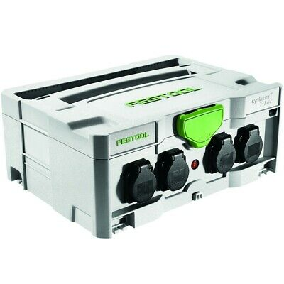 Festool SYS Power Hub Stromverteiler SYS-PH 200231 Systainer 5 Steckdosen