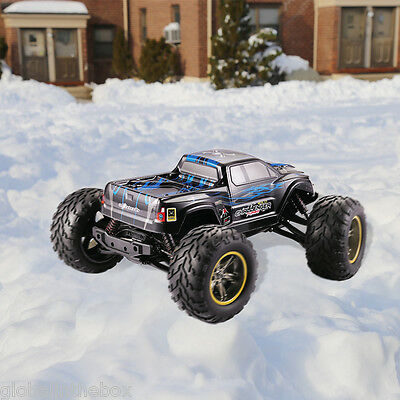 1/12 Gptoys S911 Radio Control Rc Electric Off-Road Racing Monster Car Truck Uk