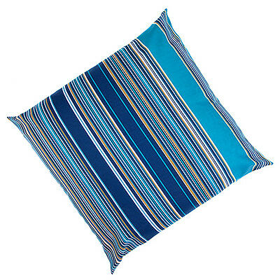 """2 Pack Oasis LARGE 24"""" Outdoor Patio Waterproof Cushion Ready Filled Garden Seat"""