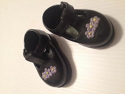 """Amazing Ally 18"""" Interactive Electronic Doll Marry Jane Black Shoes Accessories"""