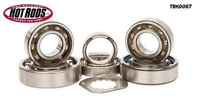 Hot Rods Tbk0067 Kit Cuscinetti Cambio Yamaha Yfz 450 2004   2009 / 2012   2013