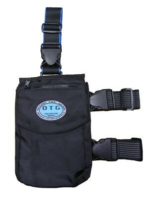 OTG Technical Scuba Diving Anti Slip Thigh Pocket #OG-06