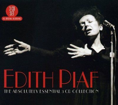 Edith Piaf - The Absolutely Essential 3CD Collection