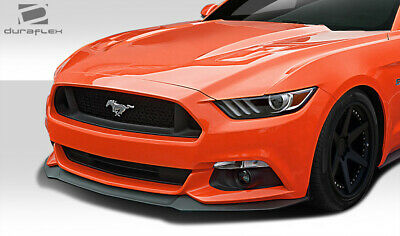 Duraflex Permance Look Front Lip Spoiler 1 Pc For Mustang Ford 15-17
