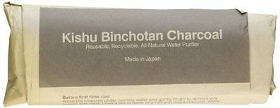 Kishu Binchotan Water Purifier Charcoals, 1/4 lb by Morihatra International Ltd.