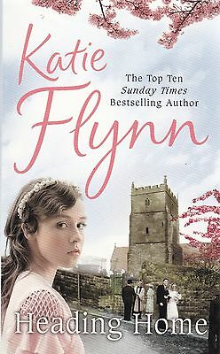Heading Home by Katie Flynn - New paperback Book