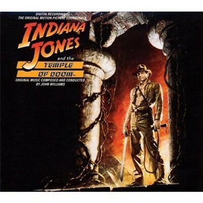 John Williams - Indiana Jones & the Temple of Doom (Original Soundtrack) [New CD