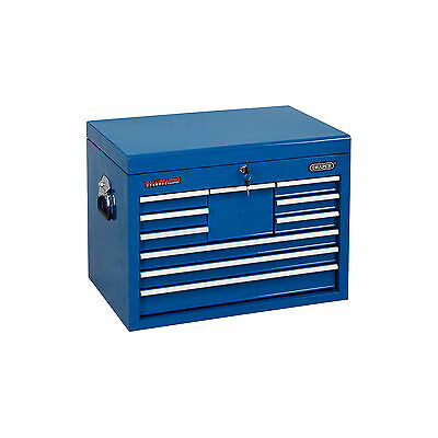 Draper 10 Drawer Tool Chest - PN:TC10B/BL