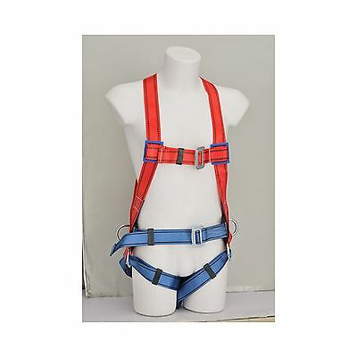 362116 Fall Protection Body Arrest Construction Climbing Safety Harness
