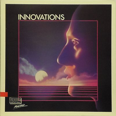 Kpm Music 'innovations' Uk Lp Kpm 1378