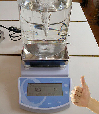 New Brand Magnetic Stirrer Digital Hot Plate Electric Heating Mixer max Temp300℃