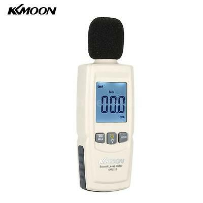 KKmoon Sound Level Meter Measuring Instrument Decibel Monitoring Tester H2C6
