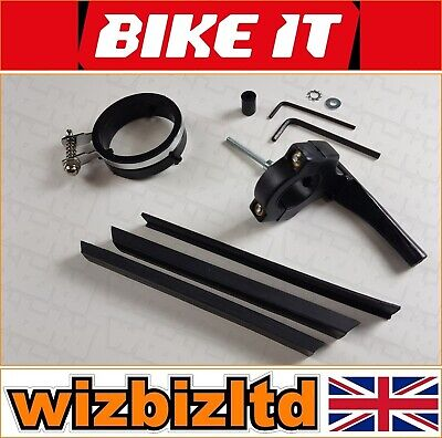 """Motorcycle Touring Distance Cruise Control (Fits 7'8 1"""" 22mm 25mm Bars) CRUCON"""
