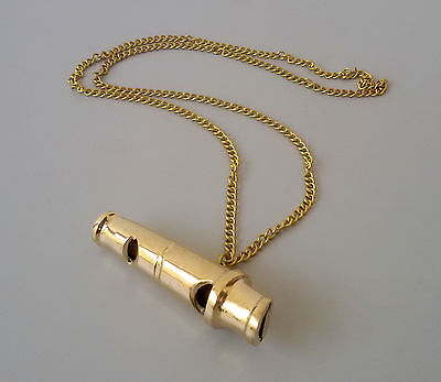 Heavy Nautical Both Whistle Pirate Pendant Charm Made of Brass Best Gift Item