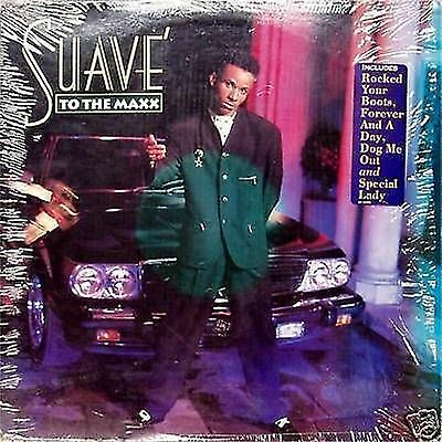 Suave 'to The Max' Us Import Lp